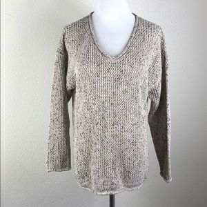 Sigrid Olsen | Thick Cable Knit